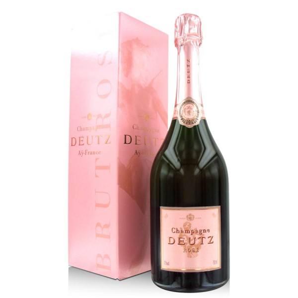 deutz brut rose demi bouteille au meilleur prix sur vinatis com. Black Bedroom Furniture Sets. Home Design Ideas