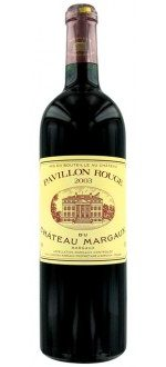 PAVILLON ROUGE 2010 - ZWEITWEIN CHATEAU MARGAUX (Frankreich - wein Bordeaux - Margaux AOC - Rotwein - 0,75 L)