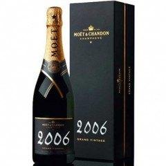 GRAND VINTAGE 2006 - CHAMPAGNE MOET ET CHANDON (France - Champagne - Champagne AOC - Champagne Blanc - 0,75 L)