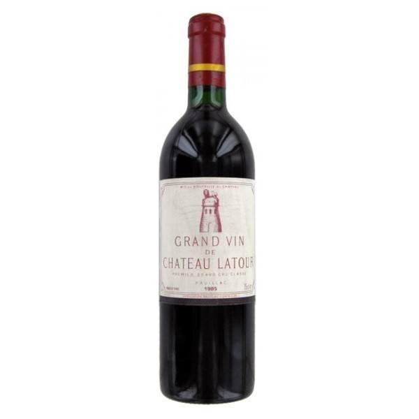 vin rouge 1985