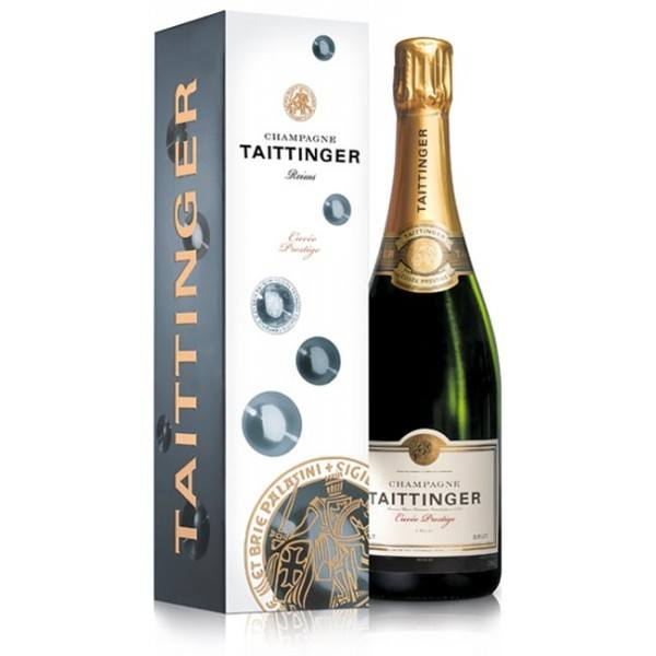Cuvee prestige champagne taittinger au meilleur prix - Champagne taittinger cuvee prestige ...