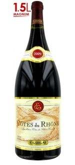 MAGNUM - COTES DU RHONE - E. GUIGAL 2011 (France - Vin Rhône - Côtes du Rhône AOC - Vin Rouge - 1,5 L)