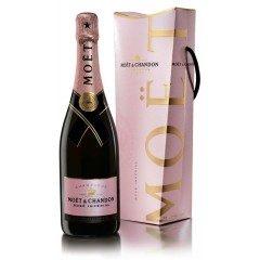 MAGNUM - CHAMPAGNE MOET ET CHANDON - BRUT ROSE (France - Champagne - Champagne AOC - Champagne Rosé - 1,5 L)